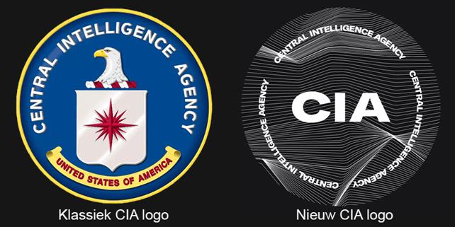 CIA logo NL