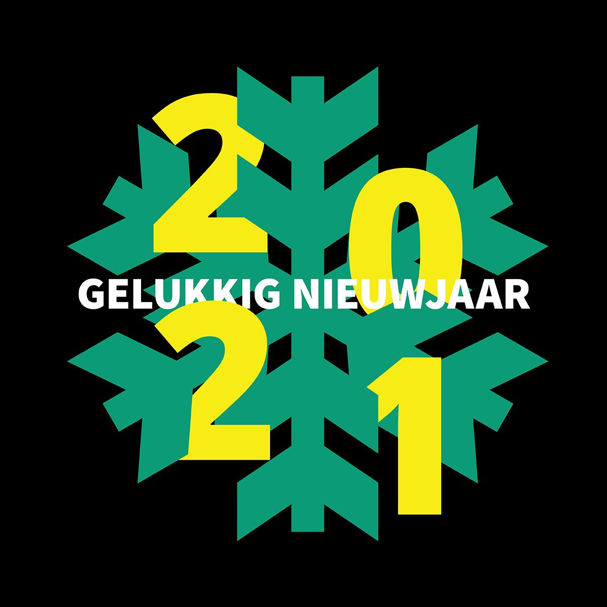 Knijff nieuwjaarskaart online NL